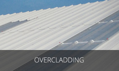 Overcladding