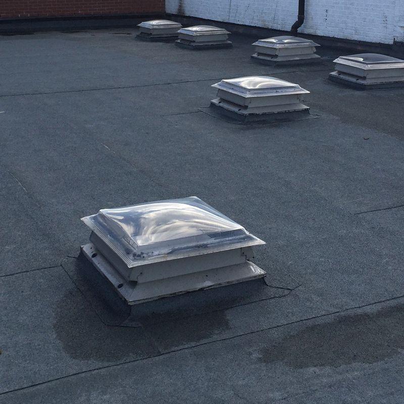Felt Flat Roof