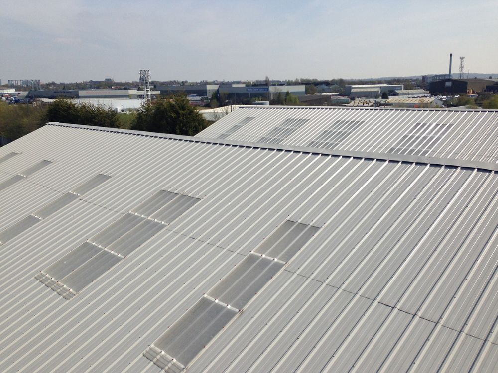Absolute Roofing Solutions - Sheeted Pitched Replacement Roofs