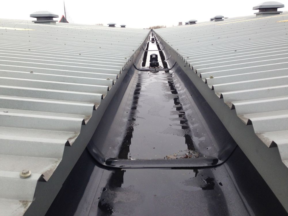 Absolute Roofing Solutions Gutter Lining